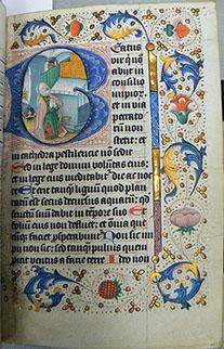 1 _SAB_psalter Koning David in hoofdletter B klein - Geert